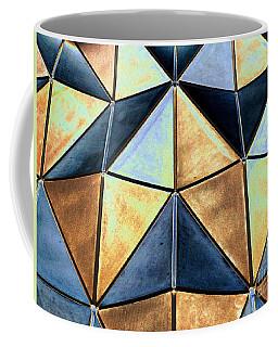 Pop Art Abstract Art Geometric Shapes Coffee Mug