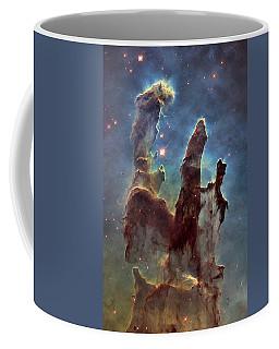 New Pillars Of Creation Hd Tall Coffee Mug