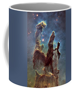 New Pillars Of Creation Hd Tall Coffee Mug