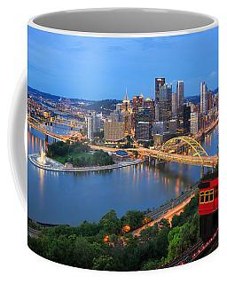 Pittsburgh Summer  Coffee Mug