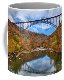 New River Gorge Reflections Coffee Mug
