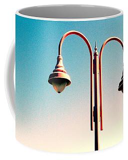 Beach Lamp Post Coffee Mug
