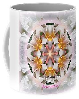 The Heart Knows Custom Coffee Mug