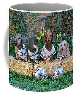 Dallas Cowboy Fans Coffee Mug