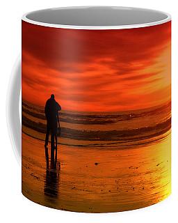 New Year's Love By Diana Sainz Coffee Mug