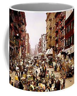 New York City 1900 Coffee Mug