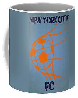 New York City Fc Goal Coffee Mug