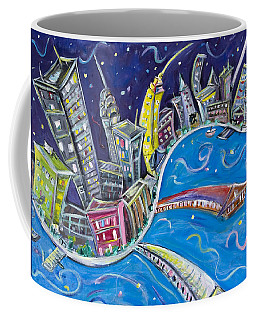 New York City Nights Coffee Mug