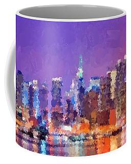 New York City - Skyline 0 Coffee Mug