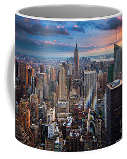 New York New York Coffee Mug