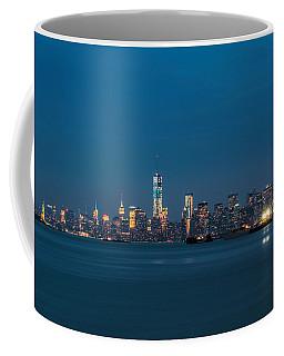 New York Twilight Coffee Mug