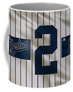 New York Yankees Derek Jeter Coffee Mug