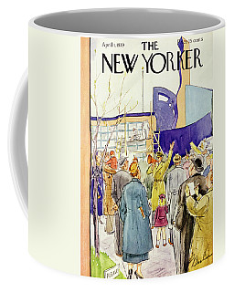 New Yorker April 1 1939 Coffee Mug