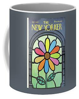New Yorker April 10th, 1971 Coffee Mug