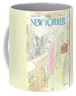 New Yorker April 10th, 1989 Coffee Mug