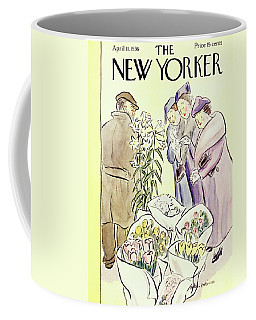 New Yorker April 11 1936 Coffee Mug