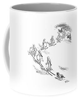New Yorker April 11th, 1942 Coffee Mug