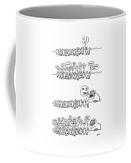 New Yorker April 11th, 1977 Coffee Mug