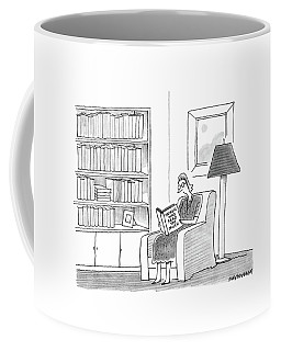 New Yorker April 11th, 1988 Coffee Mug