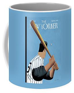 New Yorker April 12th, 1999 Coffee Mug