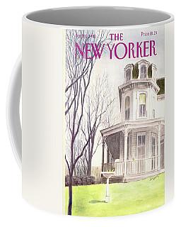 New Yorker April 13th, 1981 Coffee Mug