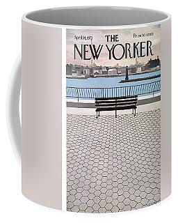 New Yorker April 14th, 1973 Coffee Mug