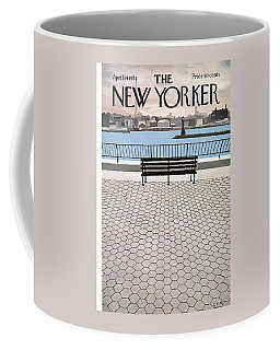 New Yorker April 14th, 1973 Coffee Mug