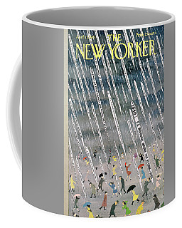 New Yorker April 15th, 1961 Coffee Mug