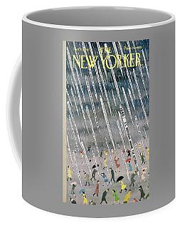 New Yorker April 15th, 1961 Coffee Mug