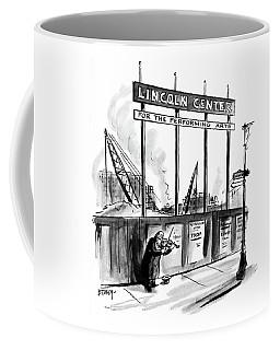 New Yorker April 16th, 1960 Coffee Mug