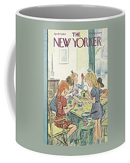 New Yorker April 17th, 1954 Coffee Mug