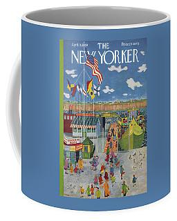 New Yorker April 18th, 1959 Coffee Mug