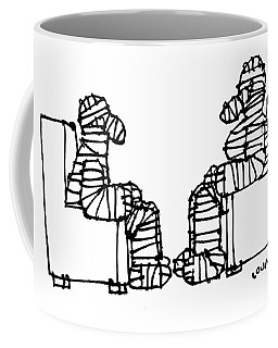 New Yorker April 1st, 1974 Coffee Mug