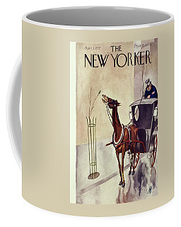 New Yorker April 2 1932 Coffee Mug