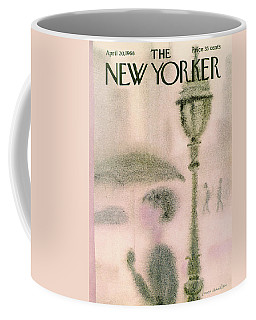 New Yorker April 20th, 1968 Coffee Mug