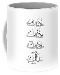 New Yorker April 20th, 1987 Coffee Mug