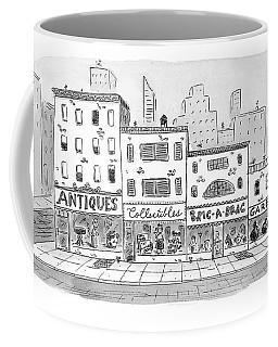 New Yorker April 20th, 1998 Coffee Mug