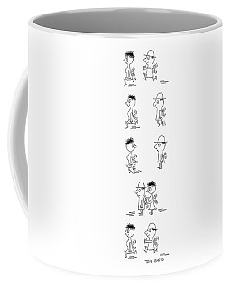 New Yorker April 21st, 1956 Coffee Mug