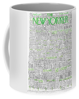 New Yorker April 21st, 1973 Coffee Mug