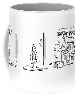 New Yorker April 21st, 1975 Coffee Mug