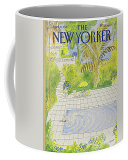 New Yorker April 21st, 1986 Coffee Mug