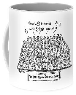 New Yorker April 21st, 1997 Coffee Mug