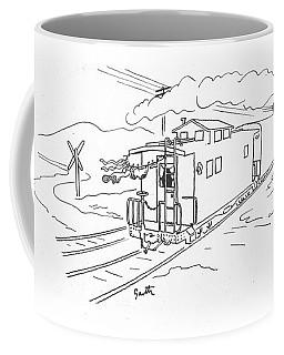 New Yorker April 22nd, 1944 Coffee Mug