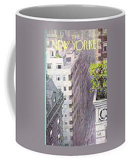 New Yorker April 22nd, 1967 Coffee Mug