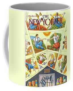 New Yorker April 22nd, 1991 Coffee Mug