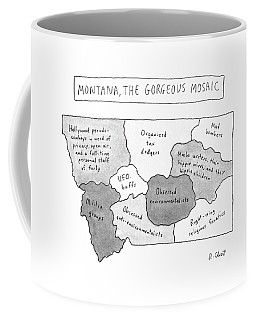 New Yorker April 22nd, 1996 Coffee Mug
