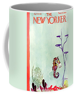 New Yorker April 23rd, 1932 Coffee Mug