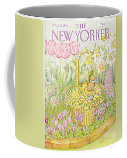 New Yorker April 23rd, 1984 Coffee Mug