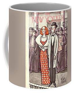 New Yorker April 24th, 1937 Coffee Mug