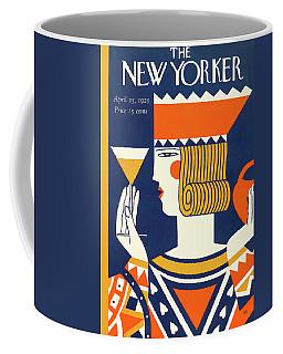 New Yorker April 25th, 1925 Coffee Mug